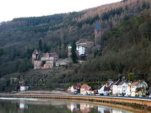 Zwingenberg, photo © allemagnevoyage