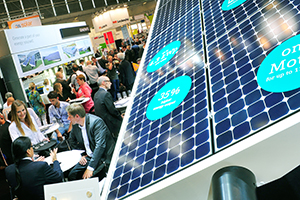 salon Intersolar Europe Munich