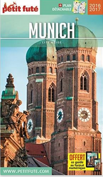 Guide et plan de Munich