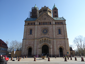 Cathedrale de Speyer, photo © allemagnevoyage